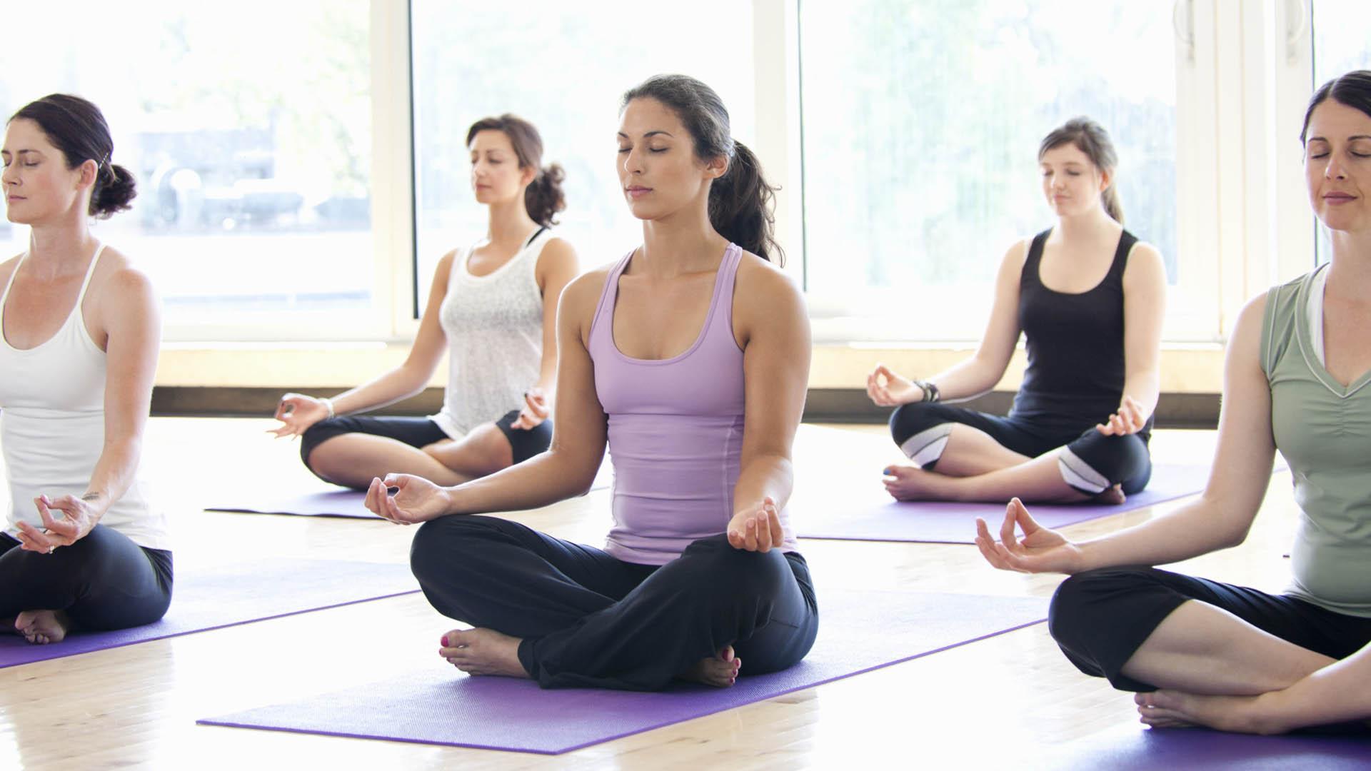 Meditazione in gruppo